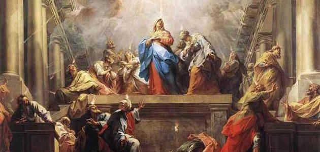 Szentbeszédek (Húsvét 6., Urunk mennybemenetele, Pünkösd)