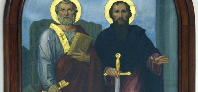 Szentbeszédek – (Péter,Pál főünnepe és Márton atya ezüst miséje)