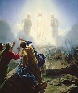 Szentbeszéd – 2020.01.12 Urunk megkeresztelkedése